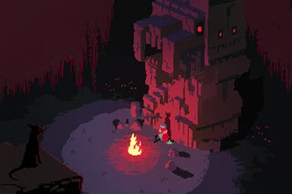 Hyper Light Drifter Is the Latest Stylish Indie Heading to PS4 and Vita