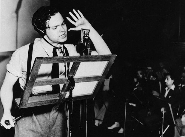 The original War Of The Worlds radio broadcast is still intensely scary