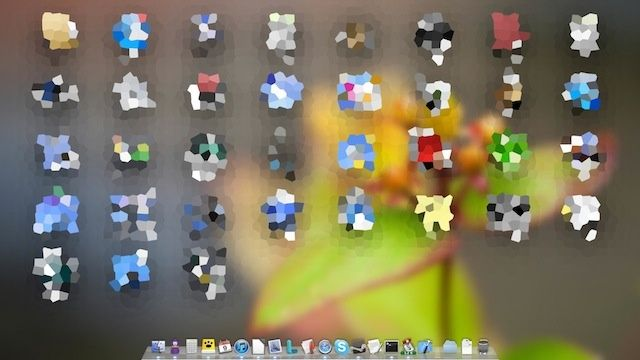 This OS X Bug Is Deeply Annoying But Amazingly Pretty