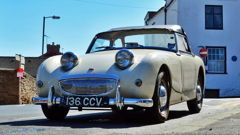 The Ten Happiest Cars Ever Made