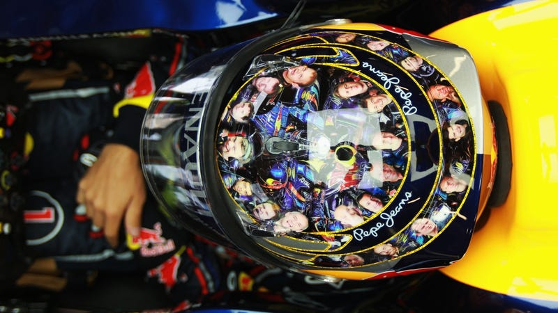 Pictures from the 2011 British Grand Prix