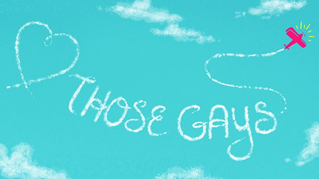 You Must Stop Saying You Love 'The Gays'