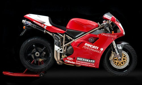 Ducati 916: The Superbike, Evolved