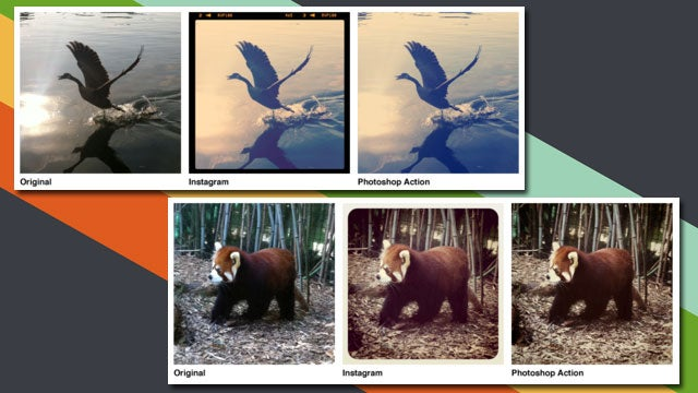 Add Instagram-Like Effects to Your Photos with Free Photoshop Actions