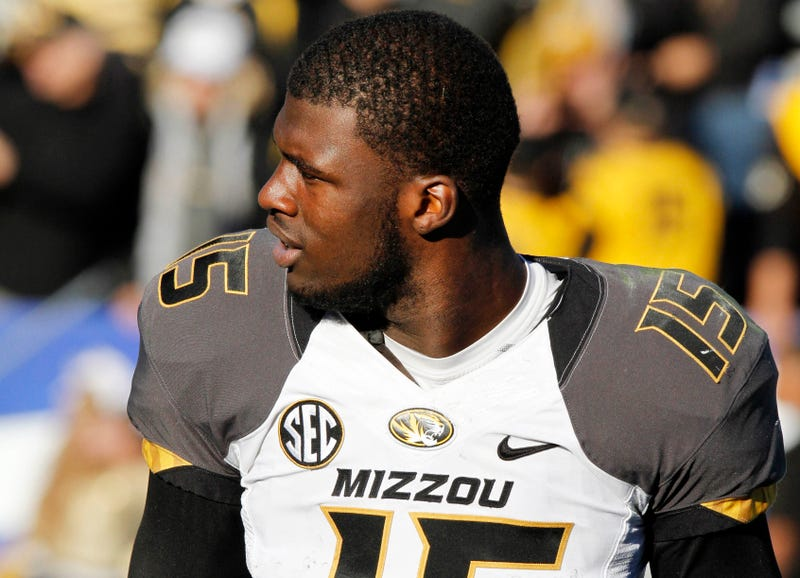 Missouri's Dorial Green-Beckham Kicked Off Team