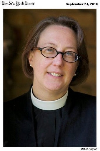 San Francisco Cathedral Gets First Female, Gay Dean