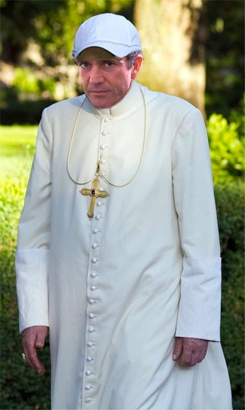 Here Are Your Pope-In-A-Baseball-Cap Photoshops