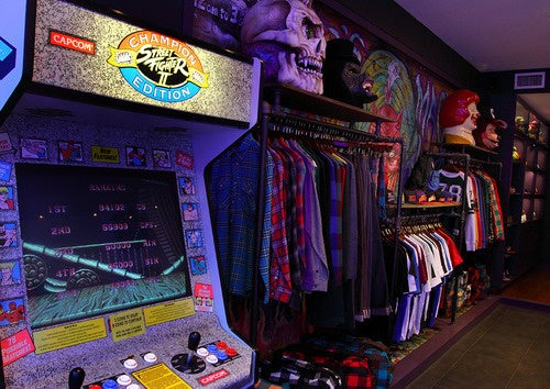 Robots, Streetwear, and Gay Skeletor: An Interview with Mishka NYC