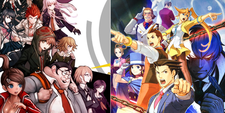 Phoenix Wright: Ace Attorney vs. Danganronpa