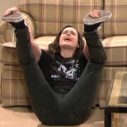 Ellen Page Is a Lesbian...