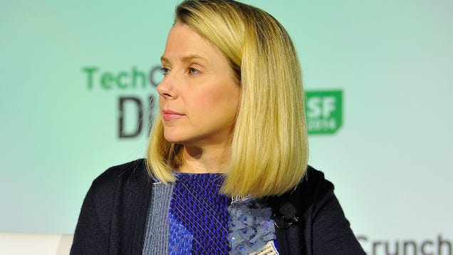 Marissa Mayer's Attempts to Fancy Up Yahoo Aren't Going So Great