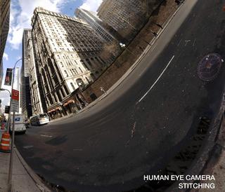 Camera Sees the World Through Human Eyes