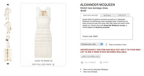The Postmortem Rise Of McQueen On eBay