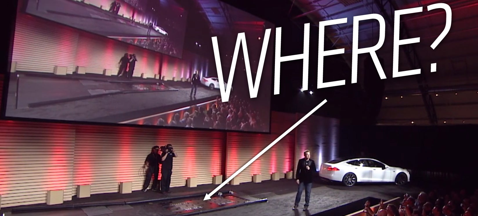 Where The Hell Are Tesla's Battery-Swapping Stations?