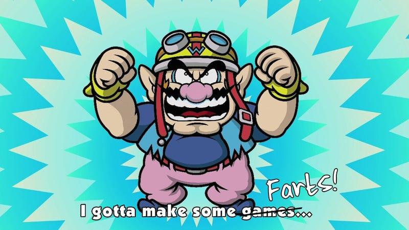 Nintendo's Fart Fixation