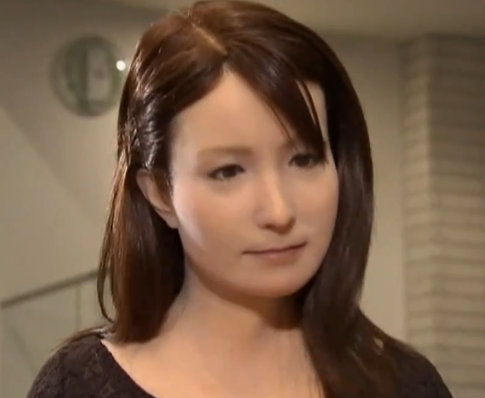 A Robot Actress Stars In A Play