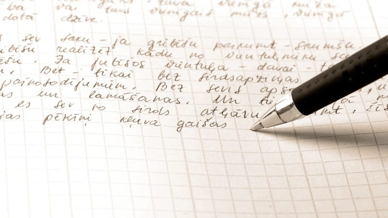 French Teacher Assigns Kids Frenchiest Essay Prompt Ever: Pen a Suicide Note