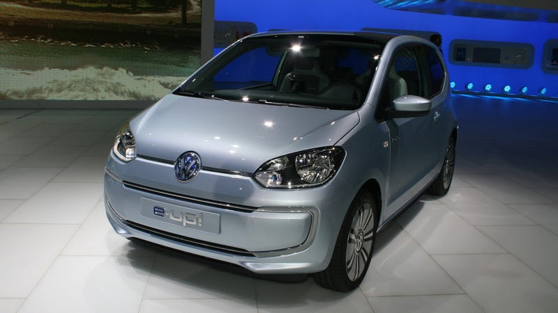 Volkswagen Up! Concepts