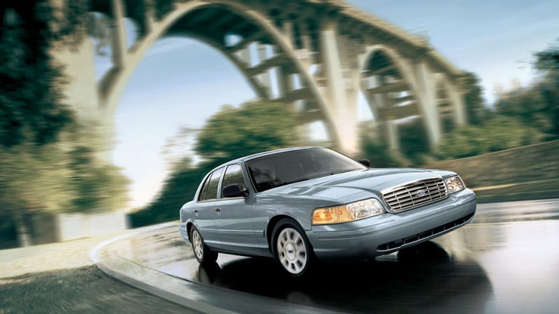 Nobody Did It Better Than The Ford Crown Victoria