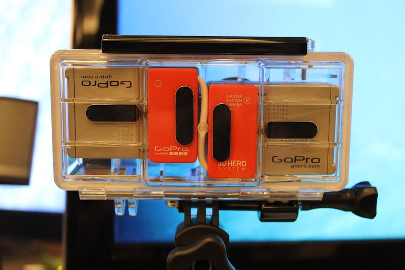 GoPro Sports Cameras Go 3D