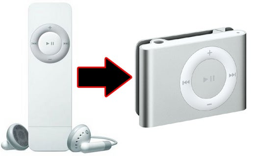 The White iPod Has Gone Extinct