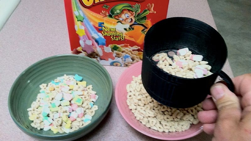 Lucky Charms Sifter Gets Straight to the Sweet, Sweet Point