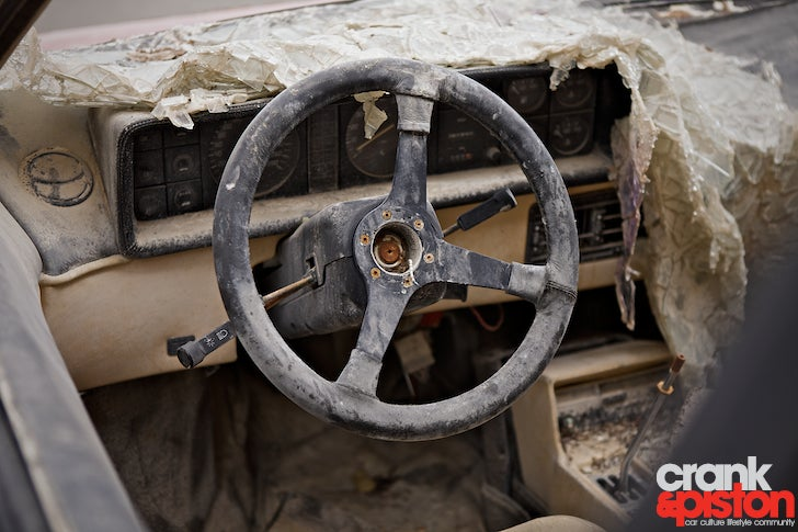 The forgotten Ferrari Mondial of Dubai