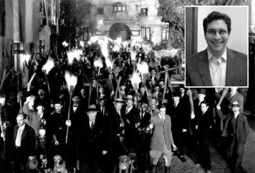 The Michigan Fans' Jihad Against Michael Rosenberg