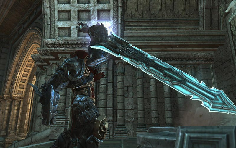 Frankenreview: Darksiders