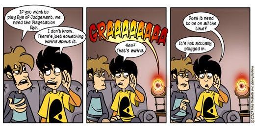 The PlayStation Eye