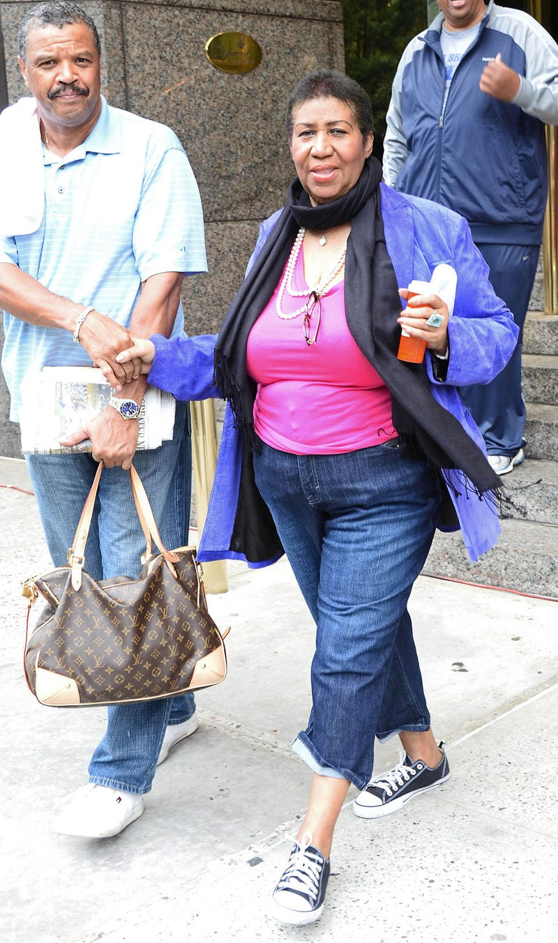 Say Happy Birthday to Aretha Franklin and Her Purse
