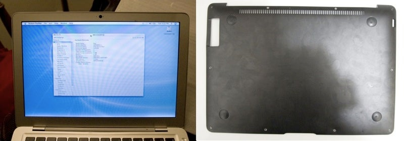 Macbook Air Prototype Escapes Cupertino, Gets Sold on Ebay