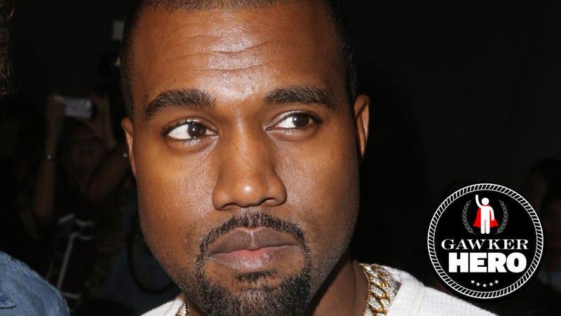 Gawker Heroes: Kanye West