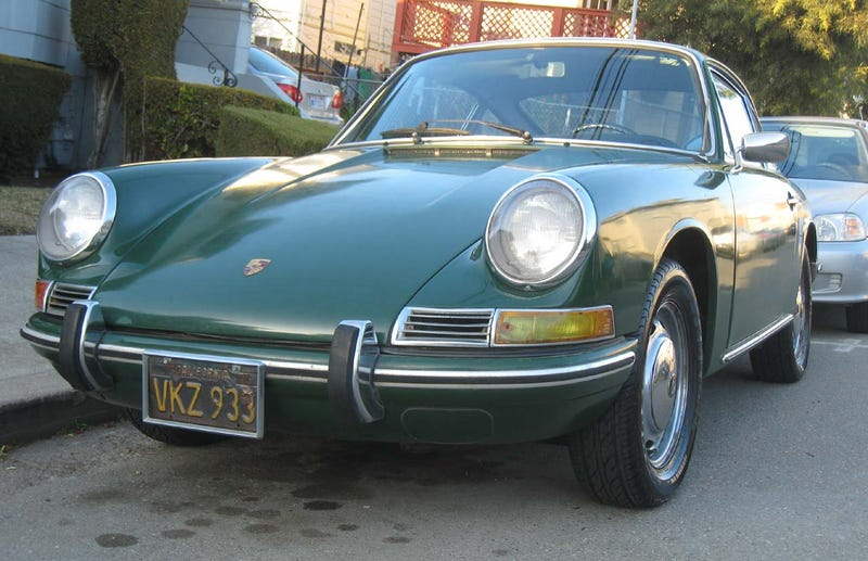 1966 Porsche 912