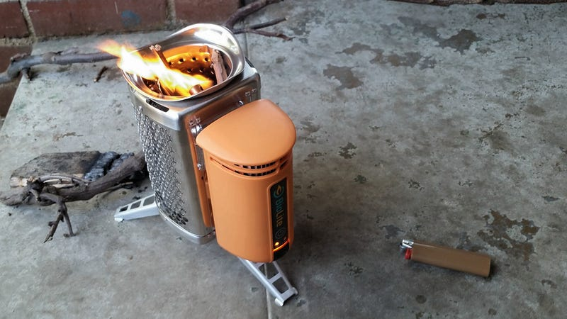 Adventure Tested: BioLite CampStove Review