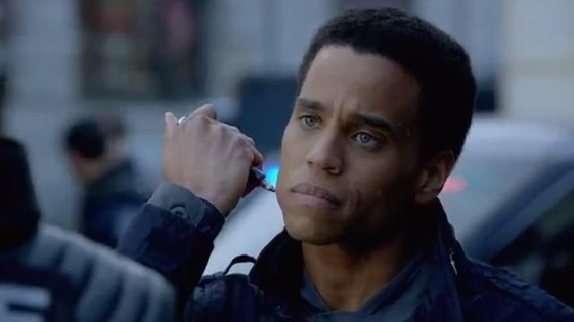 Watch the first 8 minutes of Fox's Almost Human right now