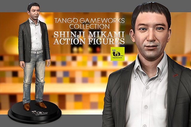 The Creator of Resident Evil Gets His Own Truly Bizarre Action Figure