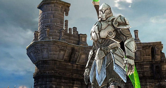 Infinity Blade Gets New Weapons, Armor in Update Next Week