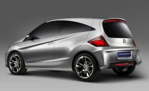 New Honda Small Car Concept: Press Photos