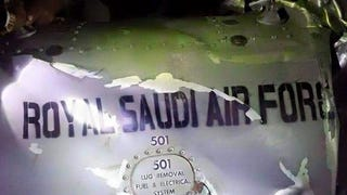 Was A Saudi Arabian Fighter Jet Shot Down Over Sana'a Yemen?