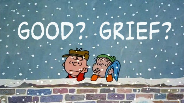 Does A Charlie Brown Christmas Suck? A Very Deadspin Debate