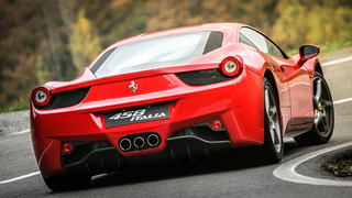 You Can Own A Ferrari 458 With More Miles Than Your Commuter Honda Civic