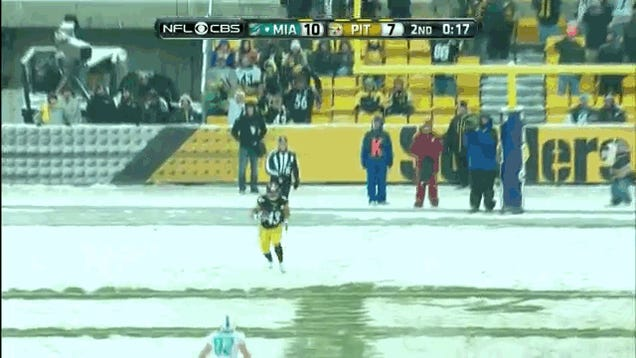 Steelers Try To Return Missed FG For TD, Fail, Are Amusing Anyway