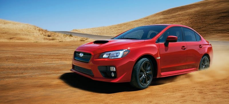 2015 Subaru WRX Gets IIHS Top Safety Pick, Now More Perfect Than Ever