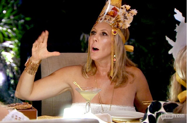 Real Housewives of Orange County Sexually Harass Balinese Elephants