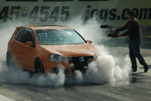 "Forum Wars: ""Talk Smack, Then Hit the Track"""