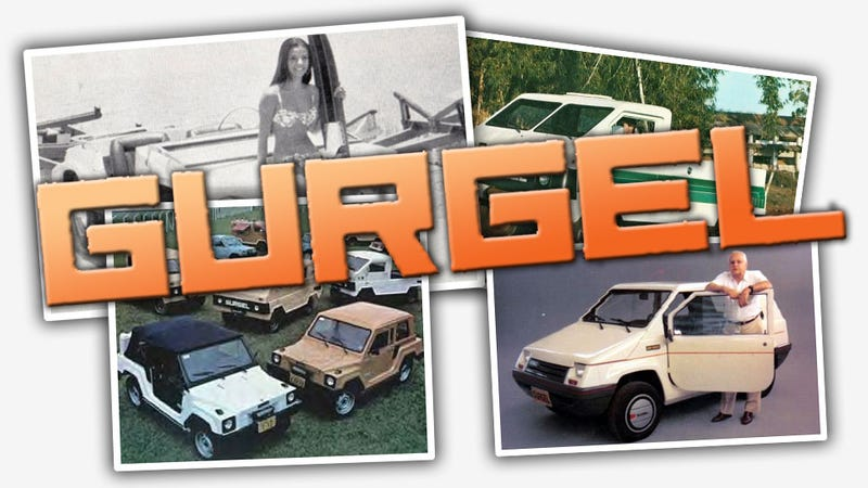 Gurgel May Be The Weirdest Car Company Ever