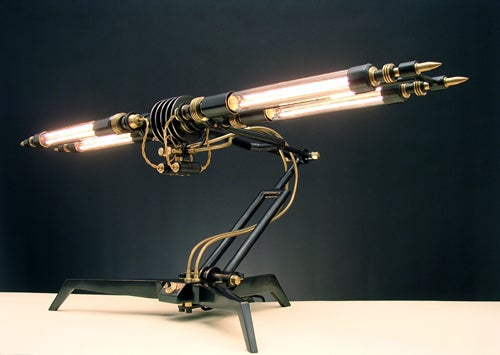 Coolest… Lamps… Ever…