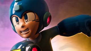 I Don't Think I've Ever Seen Such A Glossy Mega Man