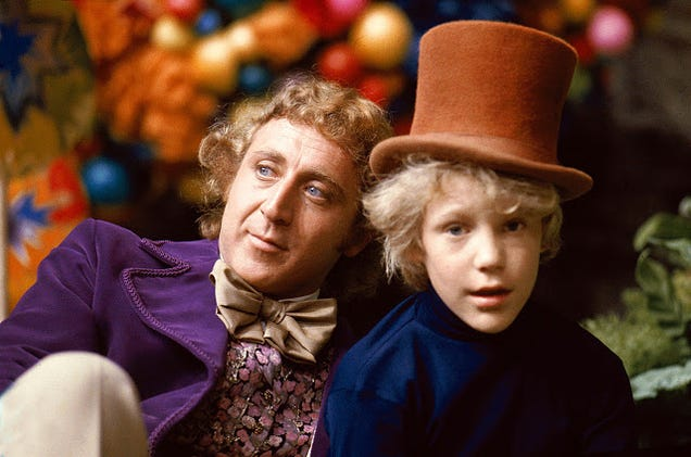 Read A Lost Chapter From Charlie And The Chocolate Factory